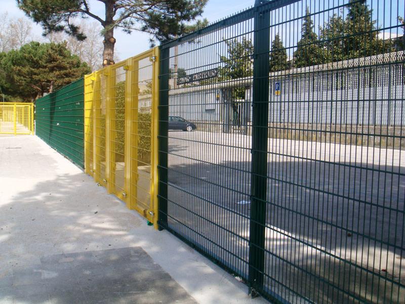 progettazione-installazione-recinzioni-metalliche-industriali-ravenna-rimini