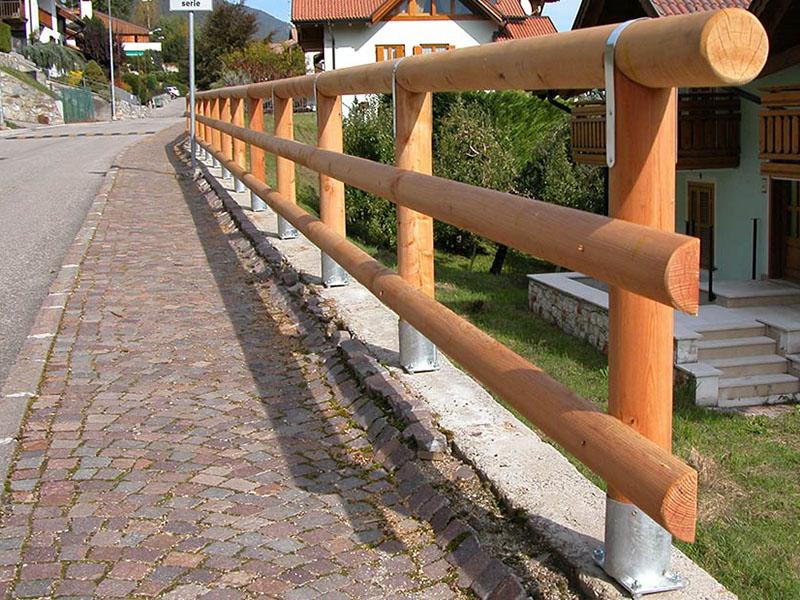 pali-legno-trattati-acciaio-cor-ten-ravenna-rimini