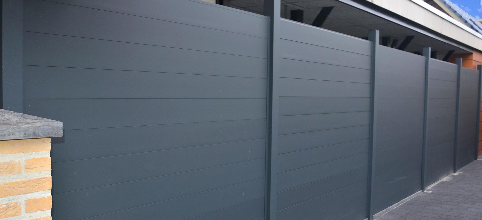Gianni neri recinzioni recinzioni industriali e civili for Strutture metalliche dwg